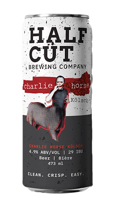 Charlie Horse Kolsch (473ml)