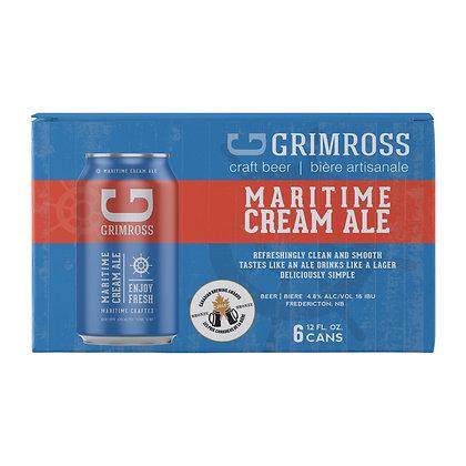 Maritime Cream Ale (6 x 355ml)