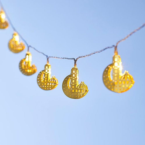 10 Gold Eid Fairy Lights | Eid Fairy Lights 2020