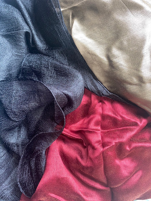 Pretty Little Scarves - Silk Hijabs Available in Several Colours
