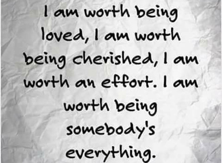 You are Worth Every Minute