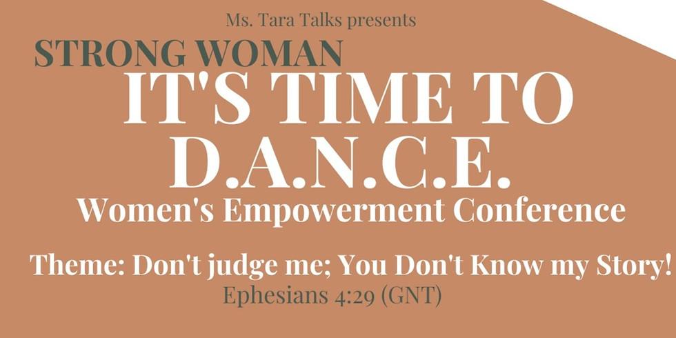 2021 D.A.N.C.E. Women's Conference