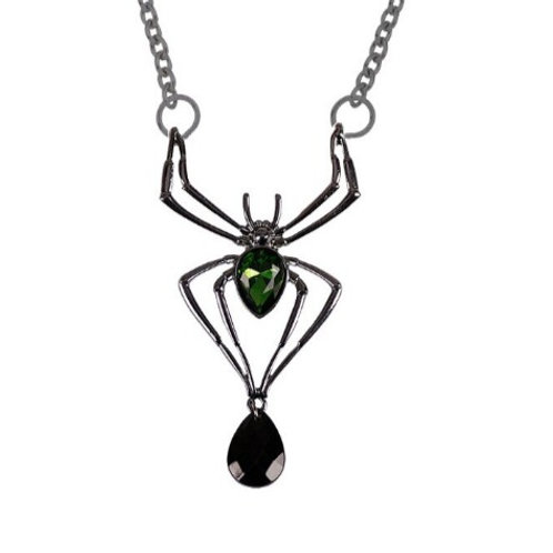 POISON IVY NECKLACE