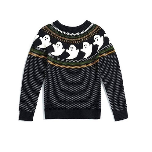 GHOSTS KNIT SWEATER