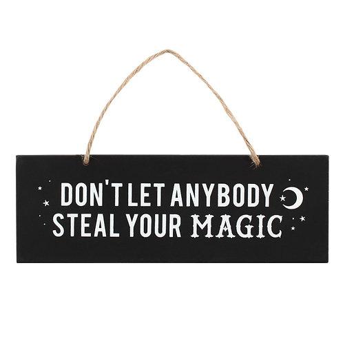 MAGIC WALL SIGN