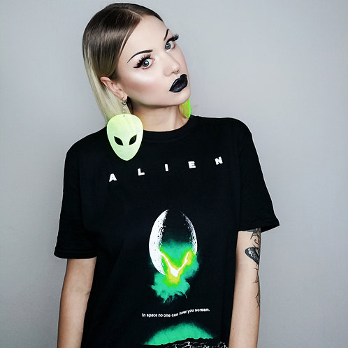 ALIEN MOVIE T-SHIRT