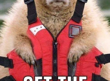 """Groundhog Day - """"Get Your Boat Ready"""""""