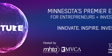 "Winner: ""Best Pitch"" - MN Venture Conference"