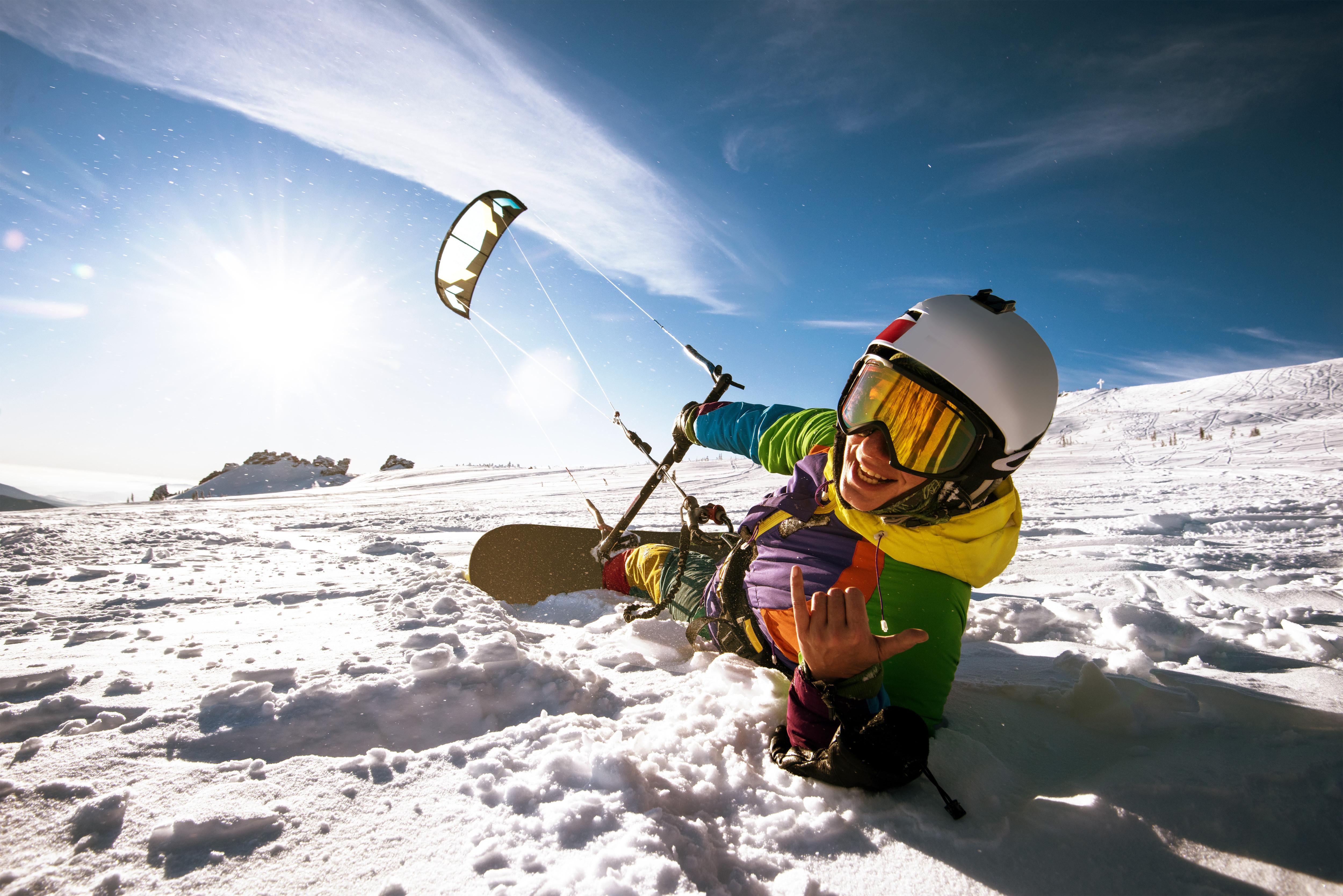 Snowkite Refresh 3 timmar
