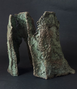 Ecriture de la mer Bronze