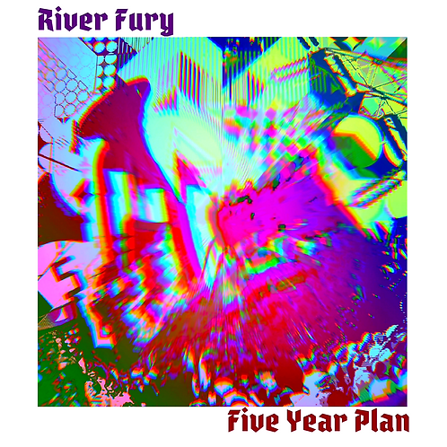 River Fury - Five Year Plan LTD Edition Vinyl