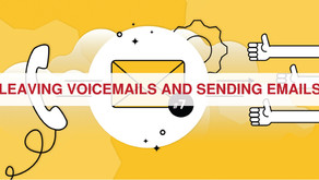 DISC - Newsletter #058 LEAVING VOICEMAILS AND SENDING EMAILS - Summary of Styles