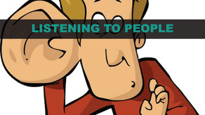 DISC - Newsletter #054 Listening to People