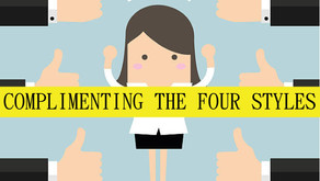 DISC - Newsletter #048 COMPLIMENTING THE FOUR STYLES