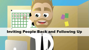 DISC - Newsletter #052 Inviting People Back and Following Up