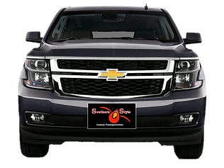 Chevrolet Suburban based Limo Service, Taxi Service & Shuttle Service