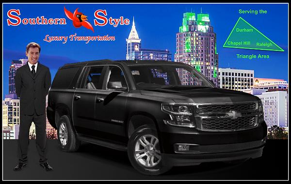 Southern Style Luxury Transportation