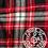 Thumbnail: Flannel Boxer Shorts, Wide Plaid