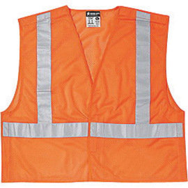 Orange Safety Vest