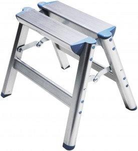 Foldable Aluminum Step Ladder