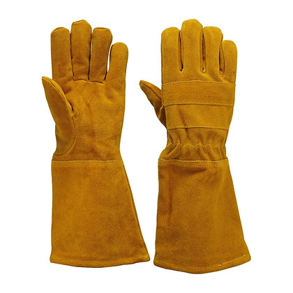 100% Leather Welding Gloves