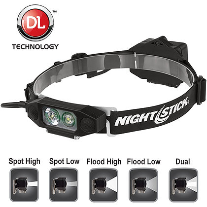 Low-Profile Headlamp Solves Challenges for Fire fighters