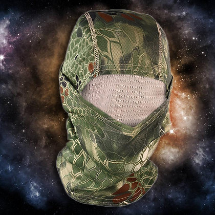 Full Face Mask Cap ( Military use only ID required for purchase)