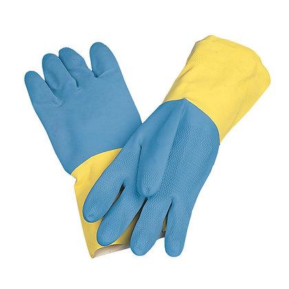 Neoprene Vinyl Gloves