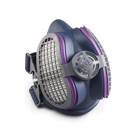 Ergonomic design respirator