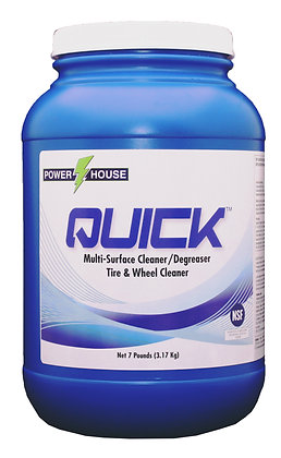 Quick Multi-Surface Cleaner Degreaser & Tire & Wheel Cleaner