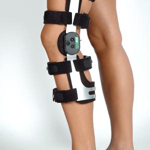 Angle Adjustable Knee Brace