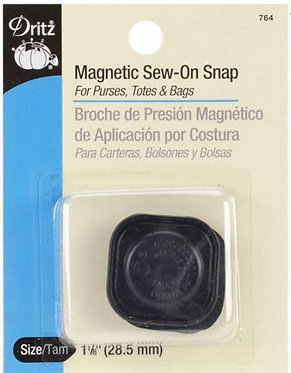 Sew-On Magnetic Snap