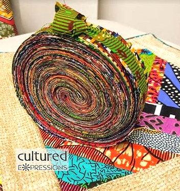 "African Brilliance Collection - 1.5"" Strip Bundle (50pc)"