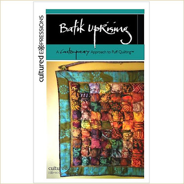 Batik UpRising Quilt Pattern - DIGITAL