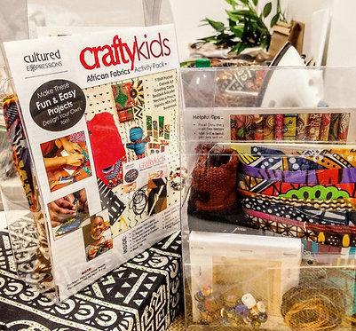CraftyKids Activity Pack