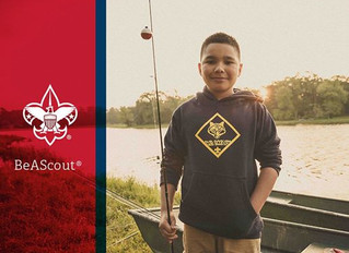 School Night for Scouting in Lubbock is September 11th!