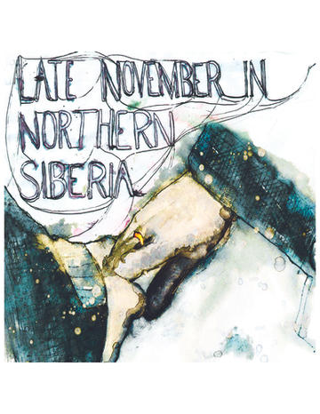 Title page from Late November in Northern Siberia
