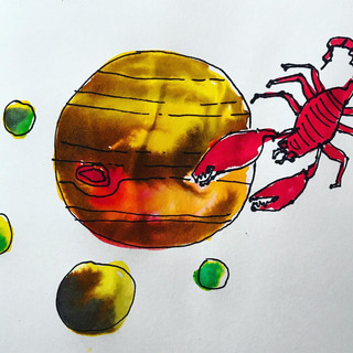Scorpio in Jupiter