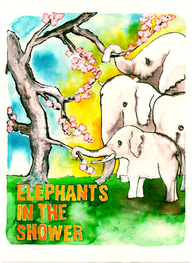 Title Page from Elephants in the Shower