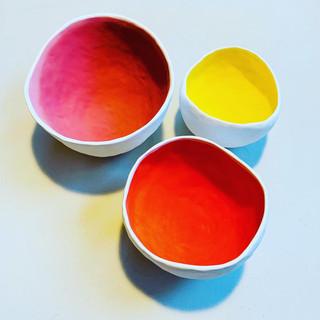 Three Bowls Colour