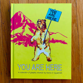 Cover from You Are Here