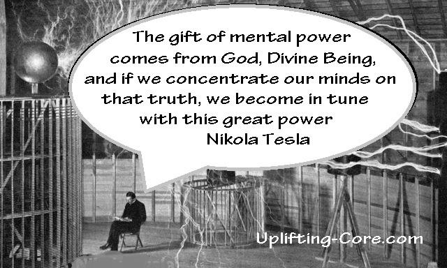 God's Gift...Nikola Tesla
