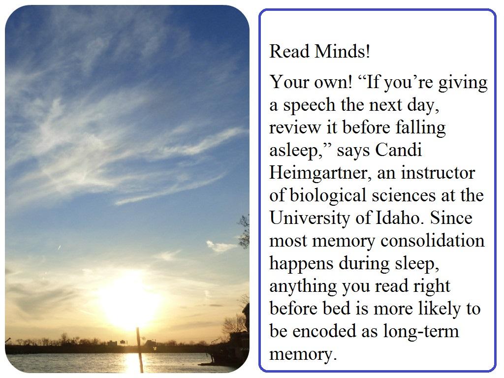 Candi Heimgartner. Read