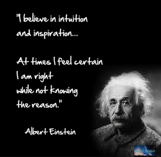 Intuition and Inspiration