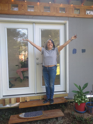 Forage Center Staff Summer Projects: Lena Choudhary Builds a Studio Office!