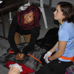 From Simulated Disaster, Real Understanding