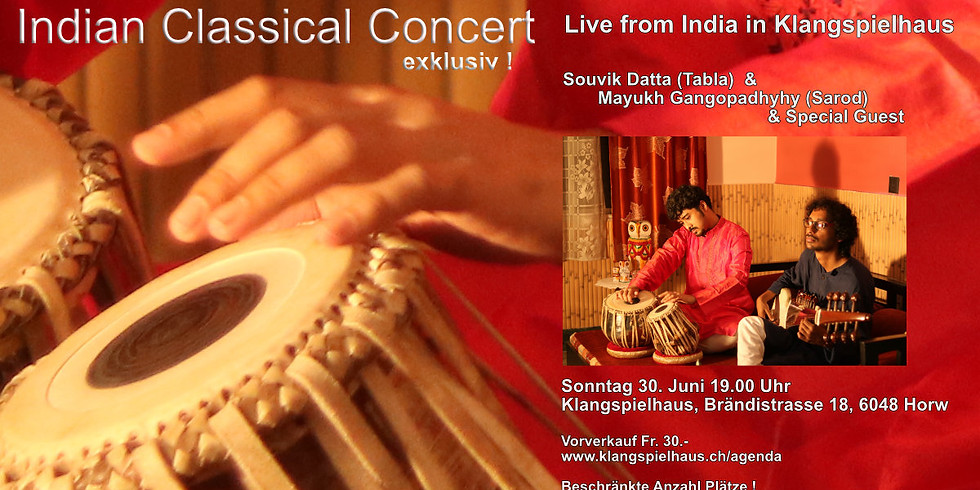 Indian Classical Concert