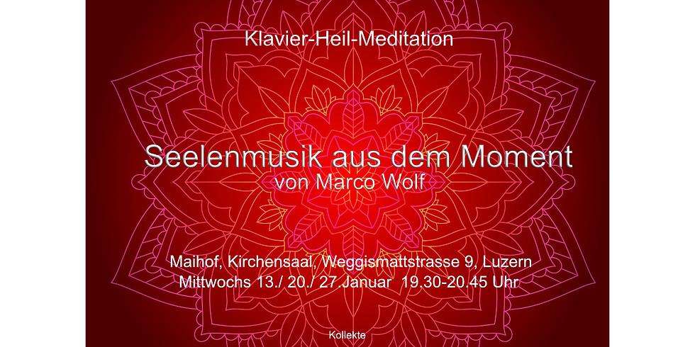 Klavier Heil-Meditation