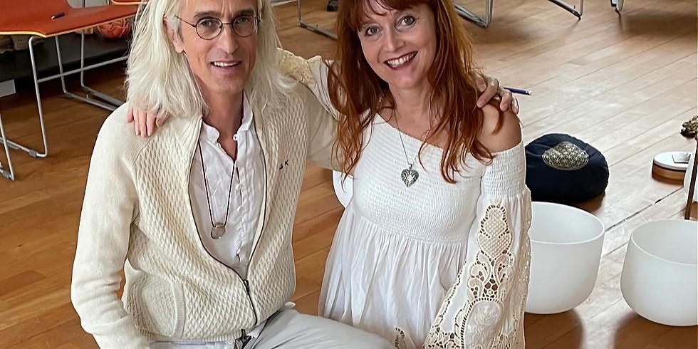 Advents-Meditationskonzert mit Marco Wolf und Engelslichter Jasmine