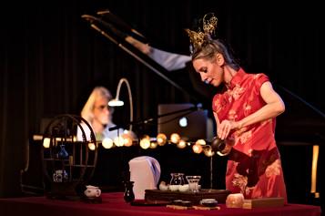 Sonja Rösli, Tea Ceremony